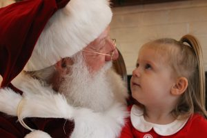 Santa Claus for hire in Northern Virginia, DC, and Maryland