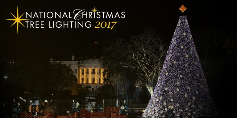 National Christmas Tree Lighting 2017